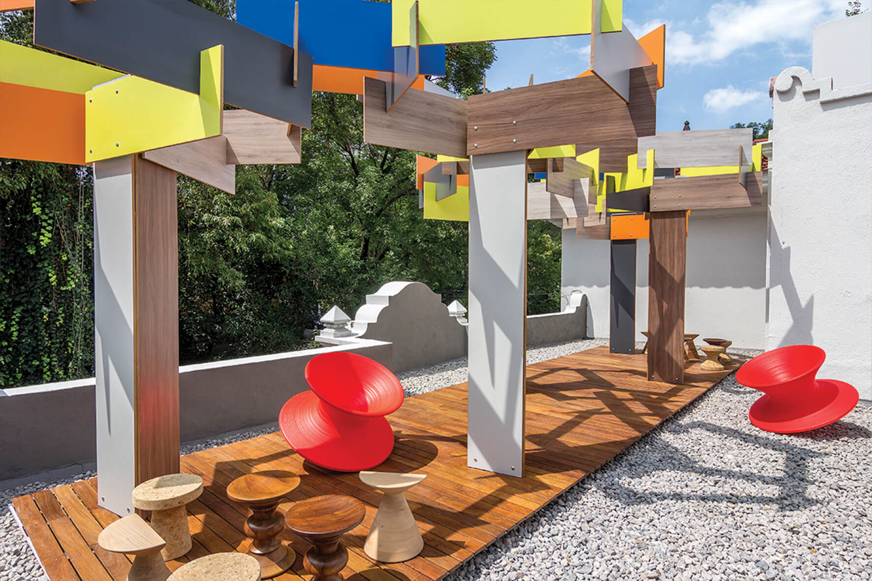 Britto Charette: Mexico City Inspiration