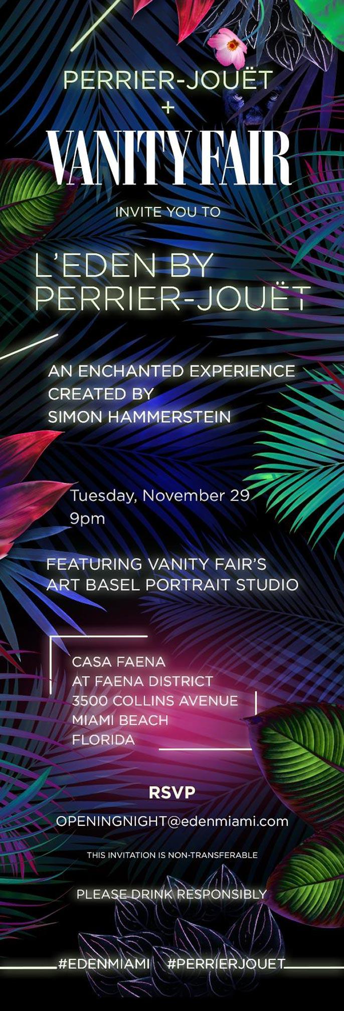 Vanity Fair – Vanity In The Garden Of Eden