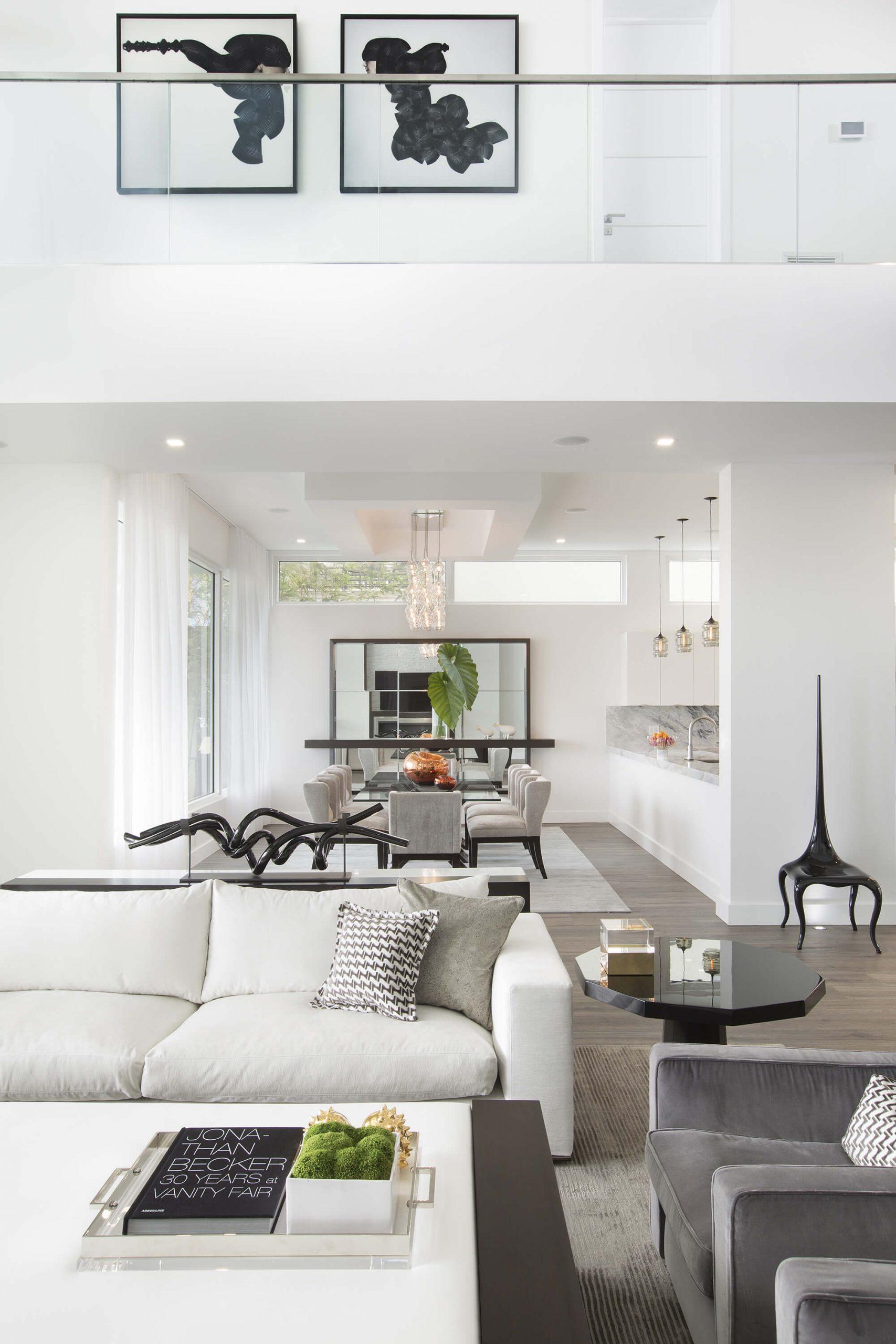 SANTA BARBARA by Britto Charette Interior Design