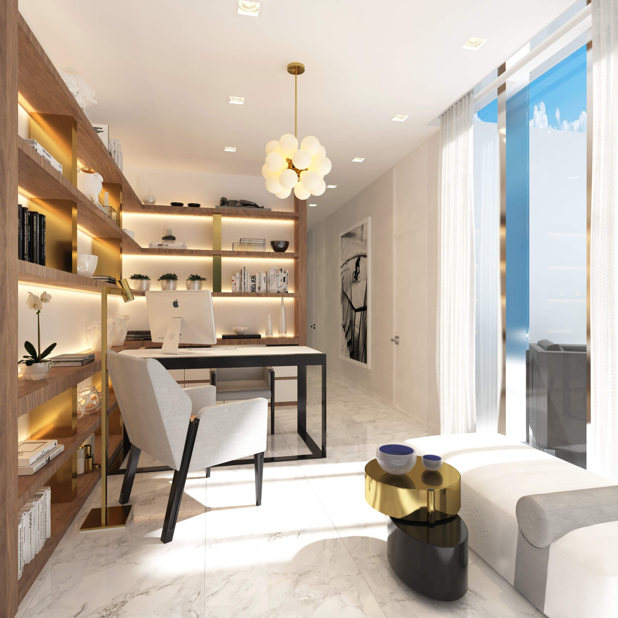 JADE SIGNATURE by Britto Charette Interior Design