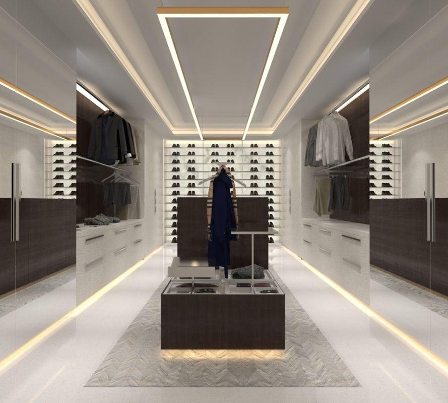 RITZ CARLTON PENTHOUSE by Britto Charette Interior Design
