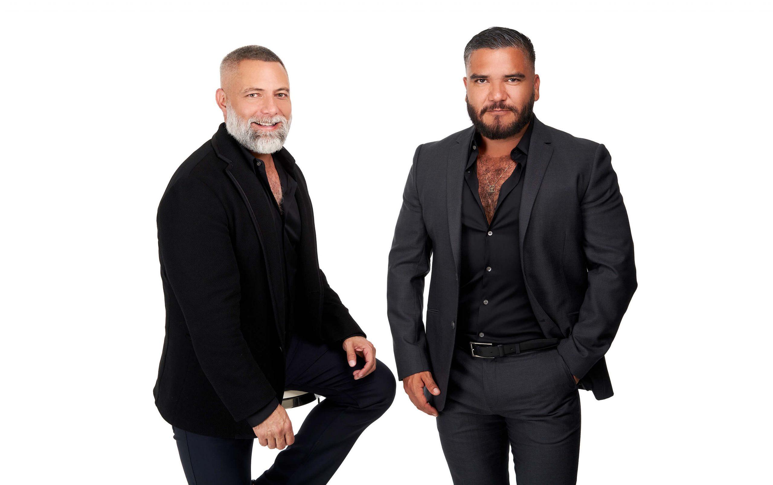 Jay and David - Britto Charette Principals