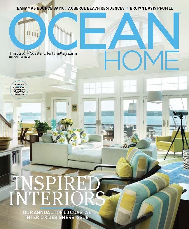 Top Coastal Interior Designers of 2020